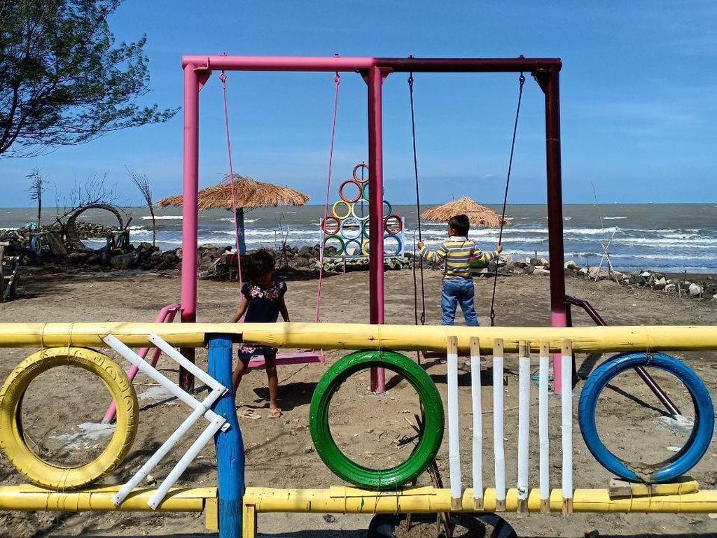 Pertamina Kembangkan Desa Wisata Pantai Tirta Ayu di Indramayu