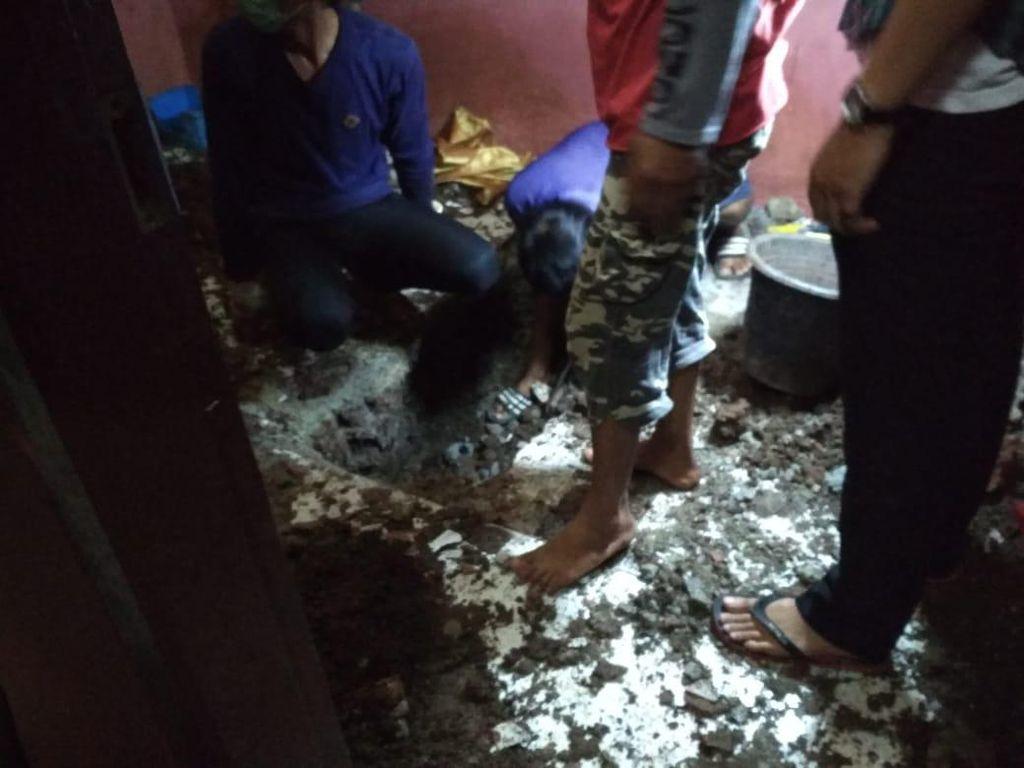 Bantu Kubur Jasad Tukang Bakso di Kontrakan Depok, Teman Juan Ditangkap
