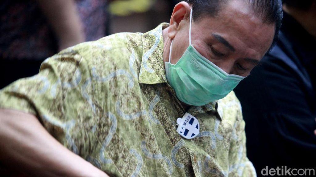 Pin Anti Korupsi Kok Engga Dipasang, Djoko Tjandra?