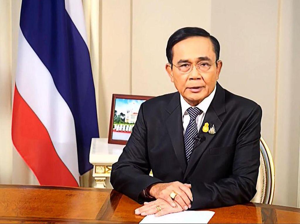 Corona Thailand Menggila, PM Prayuth: Negara Lain Lebih Parah!