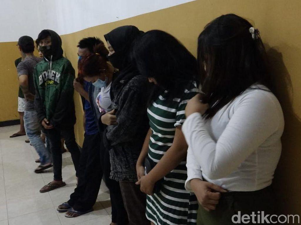Razia Kos di Kota Probolinggo, 7 Pasangan Mesum Diamankan