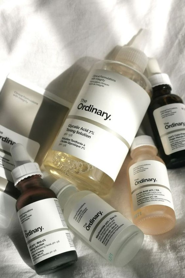 Skincare The Ordinary