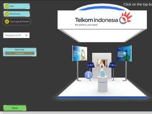 Dihajar Corona, Telkom Pamer Teknologi AI Lewat Pameran Virtual