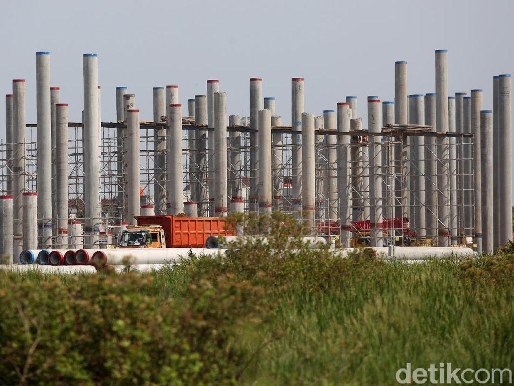 Terkini! Progres Pembangunan Tol Cibitung-Cilincing Capai 78 Persen