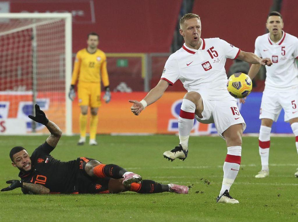 Belanda Gagal ke Semifinal Meski Menang Lawan Polandia