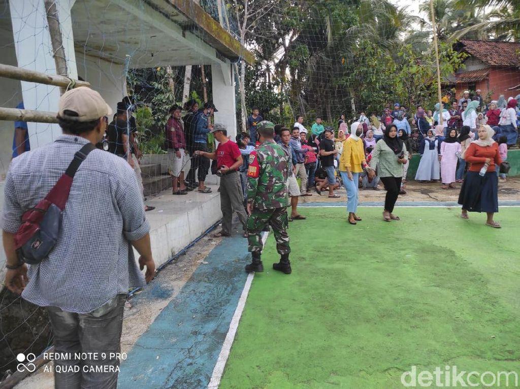 Timbulkan Kerumunan, Turnamen Voli di Tasikmalaya Dibubarkan Polisi