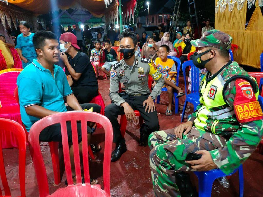 Langgar Prokes, Acara Kumpul-kumpul Waria di Barru Sulsel Dibubarkan