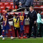Koeman: Wajar Bila Messi Marah