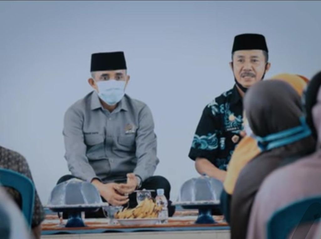 Anggota DPR RI Fraksi Demokrat Anwar Hafid Positif Corona