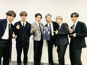Kata BTS soal Kemungkinan Masuk Nominasi Grammy 2021