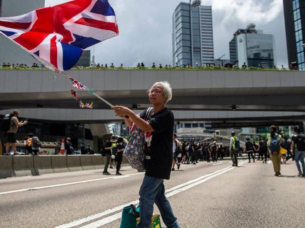Penangkapan 8 Aktivis Prodemokrasi Hong Kong