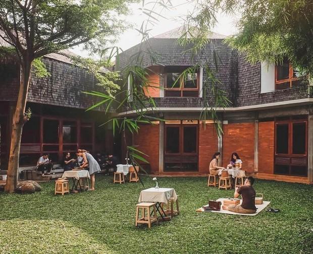 Lokasi tepat piknik ter hits di Jakarta dan sekitarnya