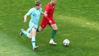 Estonia, Kepulauan Faroe, dan Belanda sudah diijebol Cristiano Ronaldo sebanyak empat kali (Getty Images)