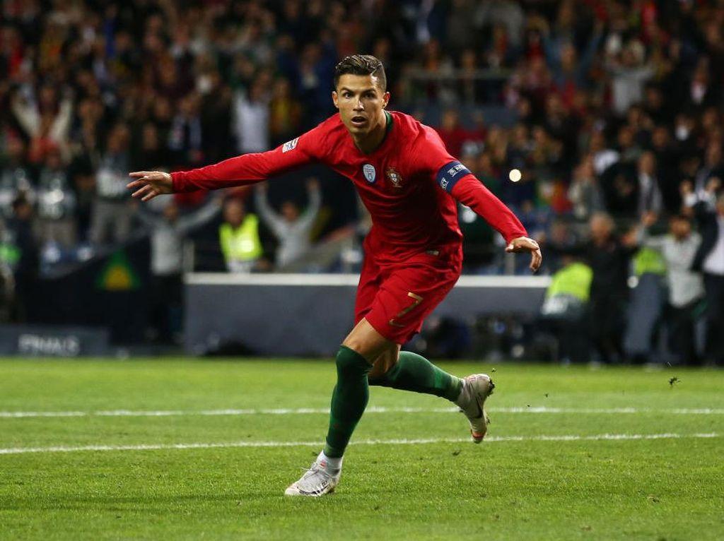 Lawan PUBG Mobile, Cristiano Ronaldo Jadi Karakter di Free Fire