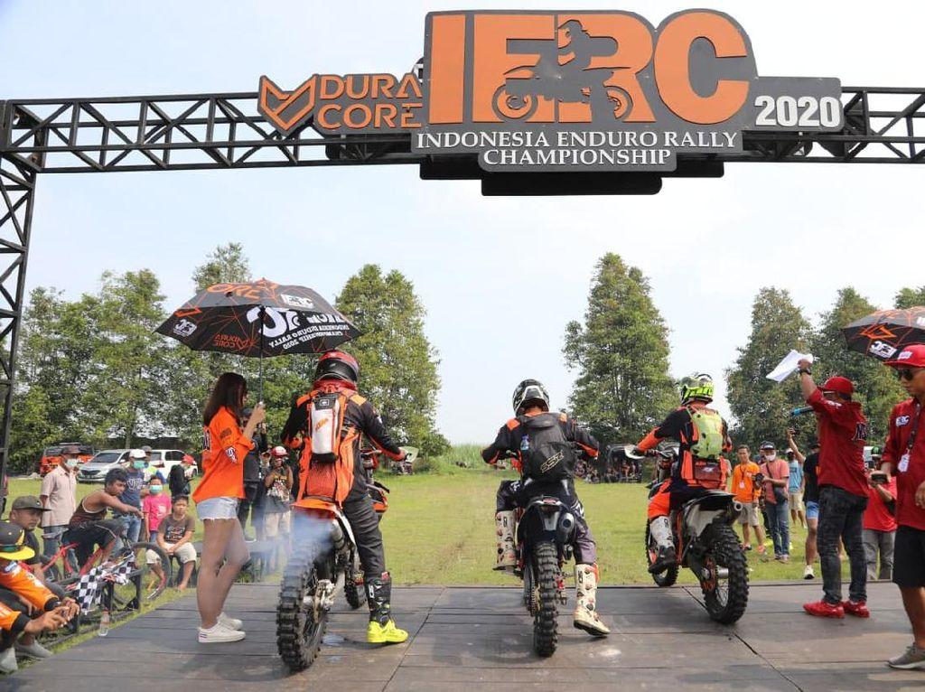 Kejuaraan Ketahanan Rally DuraCore IERC Telah Dimulai Hari Ini