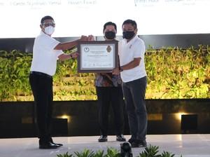 Erick Thohir Dorong Telkom Tingkatkan Kapitalisasi Pasar