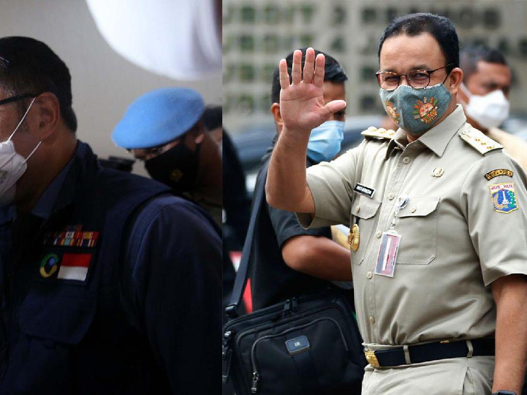 Fakta-fakta Gubernur DKI Jakarta Anies Baswedan Terpapar COVID-19