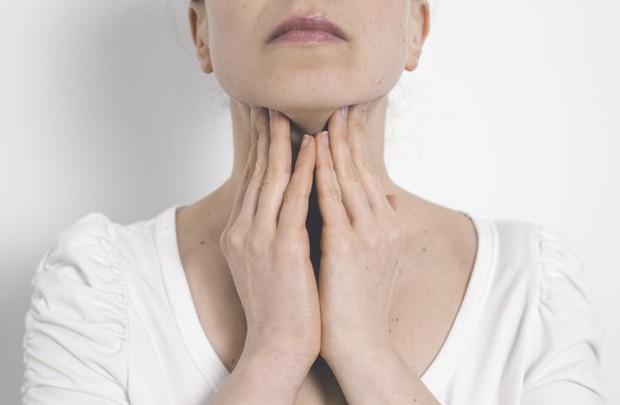 Tiriod adalah kelenjar berbentuk seperti kupu-kupu yang terletak pada bagian depan leher.