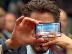 Seperti Iron Man! Baterai HP Masa Depan Bakal Transparan