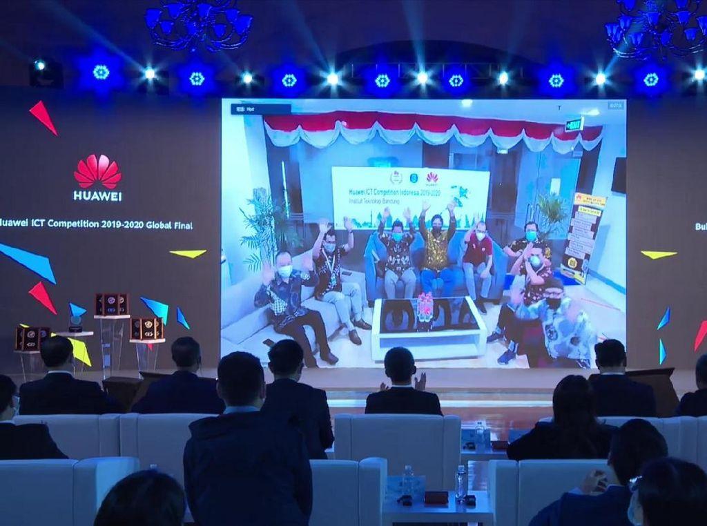 ITB Harumkan Indonesia di Huawei ICT Competition Tingkat Dunia