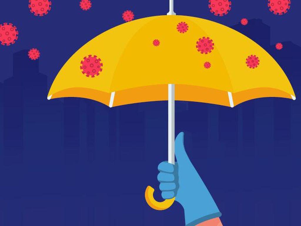 Stres Hadapi Pandemi? Intip 5 Cara Jaga Daya Tahan Mental