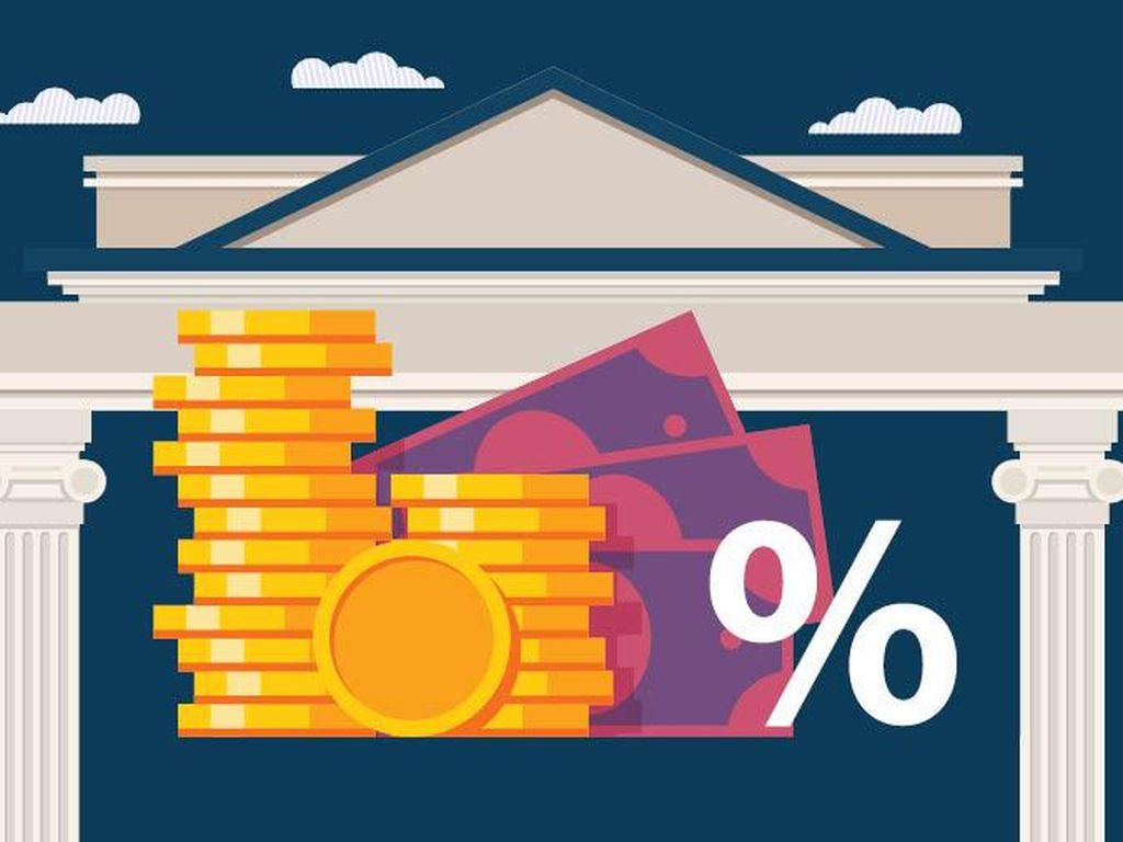 Disentil Bos BI Gegara Masih Selangit, Ini Daftar Bunga Kredit Bank