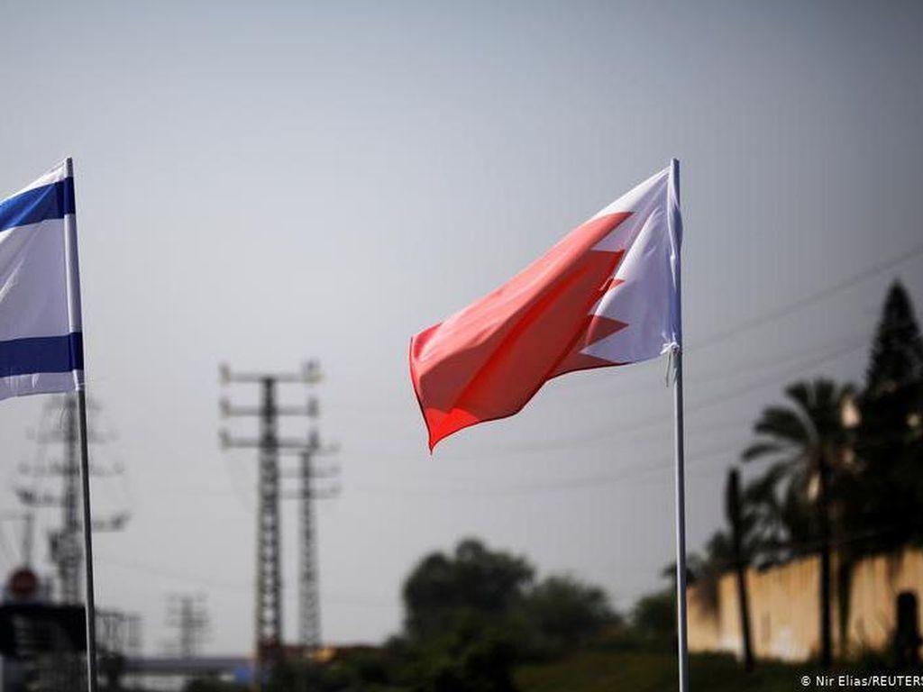 Israel dan Bahrain Sepakati Pembukaan Kedutaan dan Visa Kunjungan Online