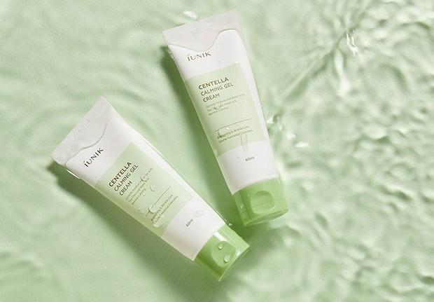 Iunik Centella Calming Gel Cream/Sumber: www.iunikcos.com