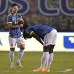 James Rodriguez Ribut di Ruang Ganti Timnas Kolombia?
