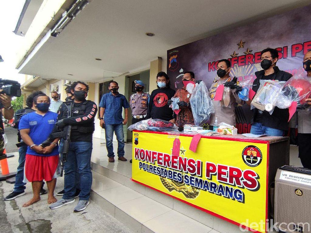 Pembunuh Rekayasa Mayat Gadis di Semarang Biar Dikira Korban Kecelakaan