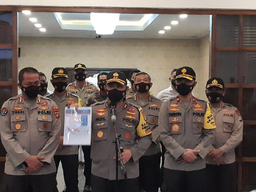 Kapolda Metro Irjen Fadil Imran: Yang Langgar Prokes Kami Tindak Tegas!