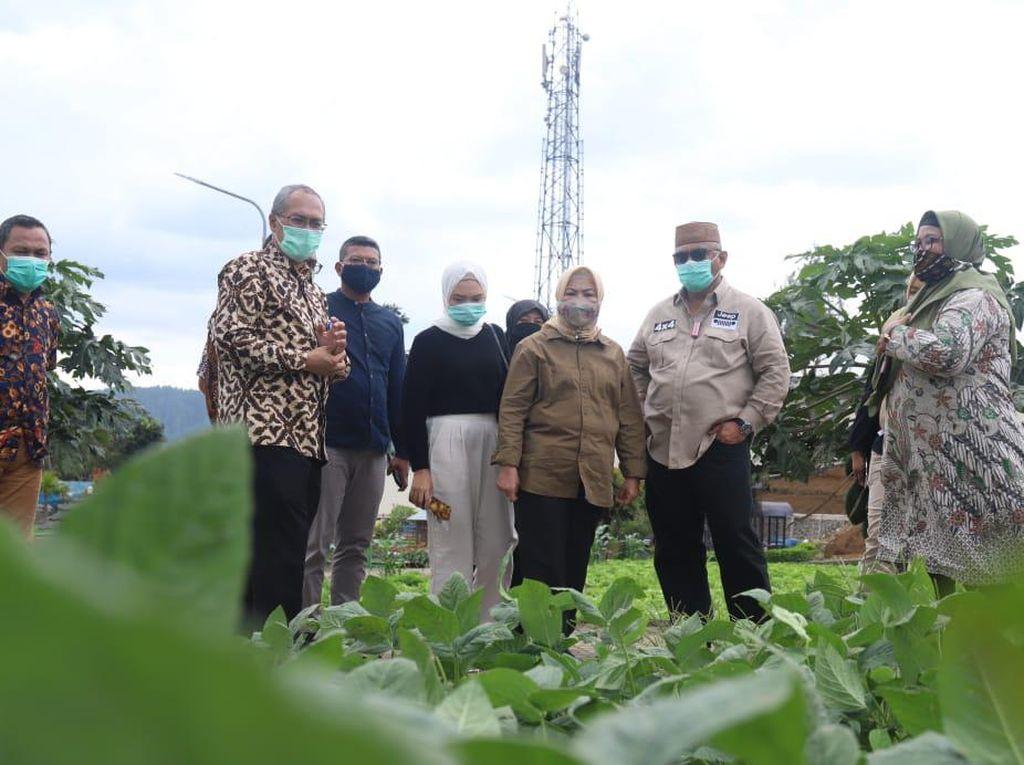 Berencana Dirikan BLK, Gubernur Gorontalo Sambangi BLK Lembang