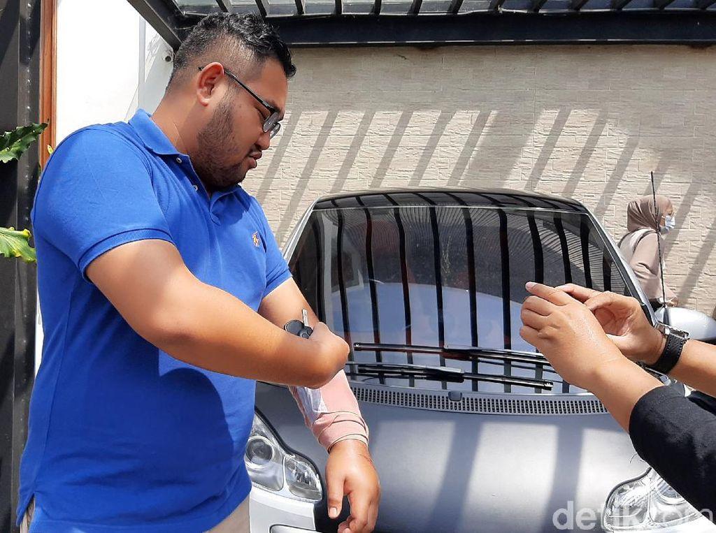 Pemotor CBR1000RR SP Tolak Tawaran Mobil-Rumah dari Sopir Ayla
