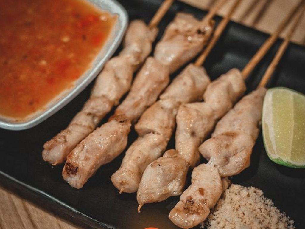 5 Kuliner Malam Enak di Depok, Ada Nasi Uduk hingga Sate Taichan