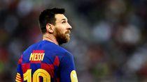 Barca Pasti Lolos, Messi Absen Lawan Ferencvaros