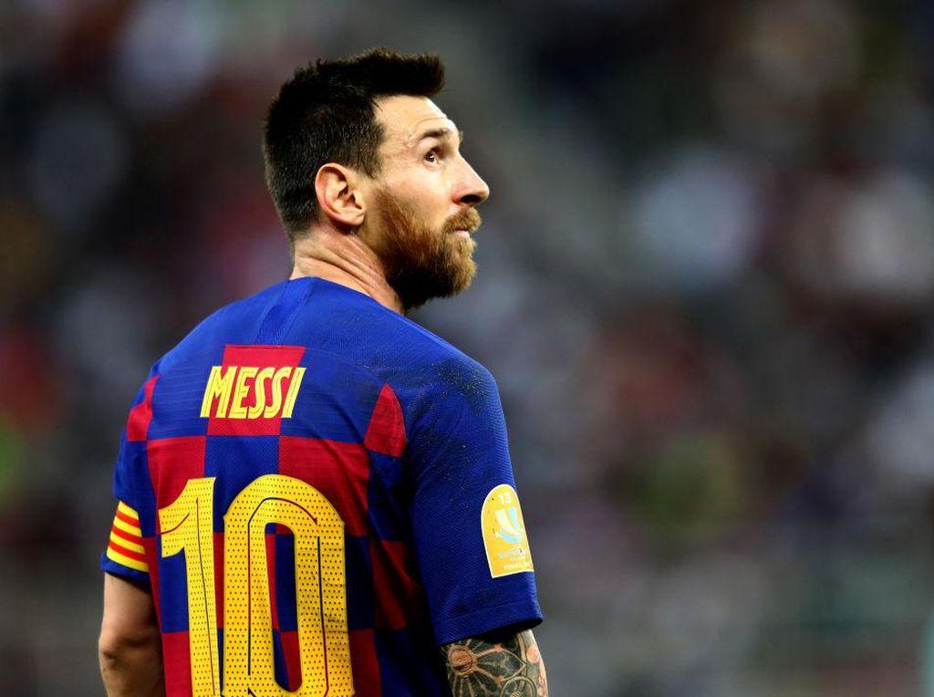 Bukan Cuma Gaji, Bonus Terakhir Messi di Barcelona Wow Banget