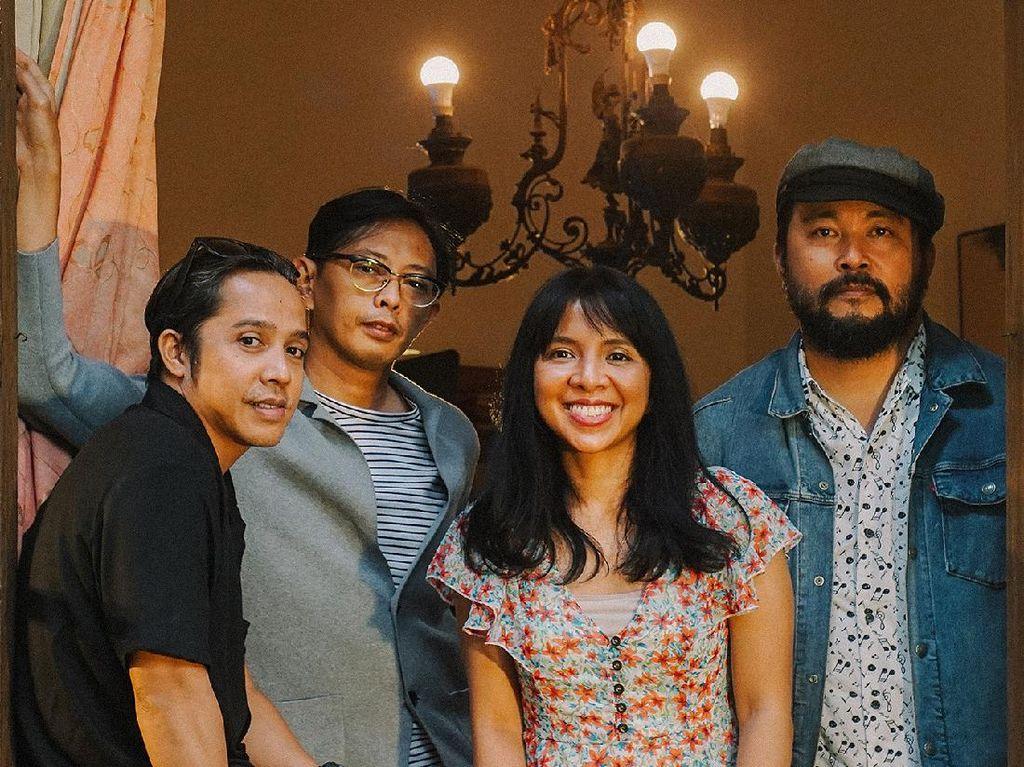 Mocca Jatuh Cinta di Hari Selasa dalam Lagu Baru
