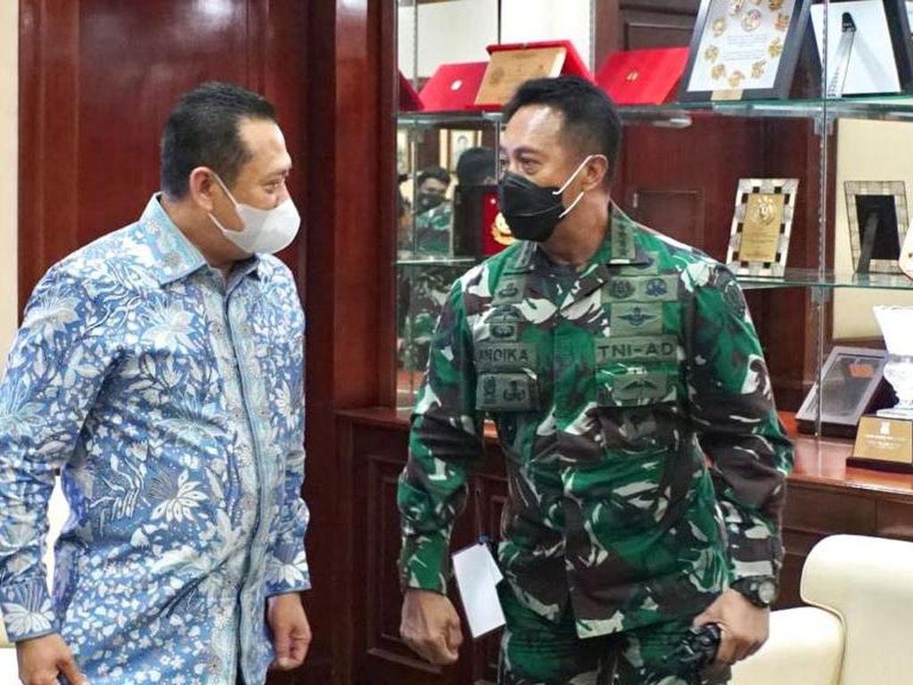 Ketua MPR Dukung Pelibatan TNI-Polri di Vaksinasi Massal COVID-19