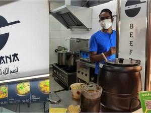 Mualaf Ini Tinggalkan Pekerjaan Bergaji Tinggi untuk Buka Kedai Mie Halal
