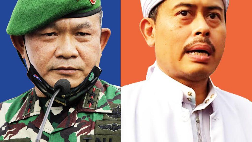 Kuot Politik: Pangdam Jaya Vs FPI