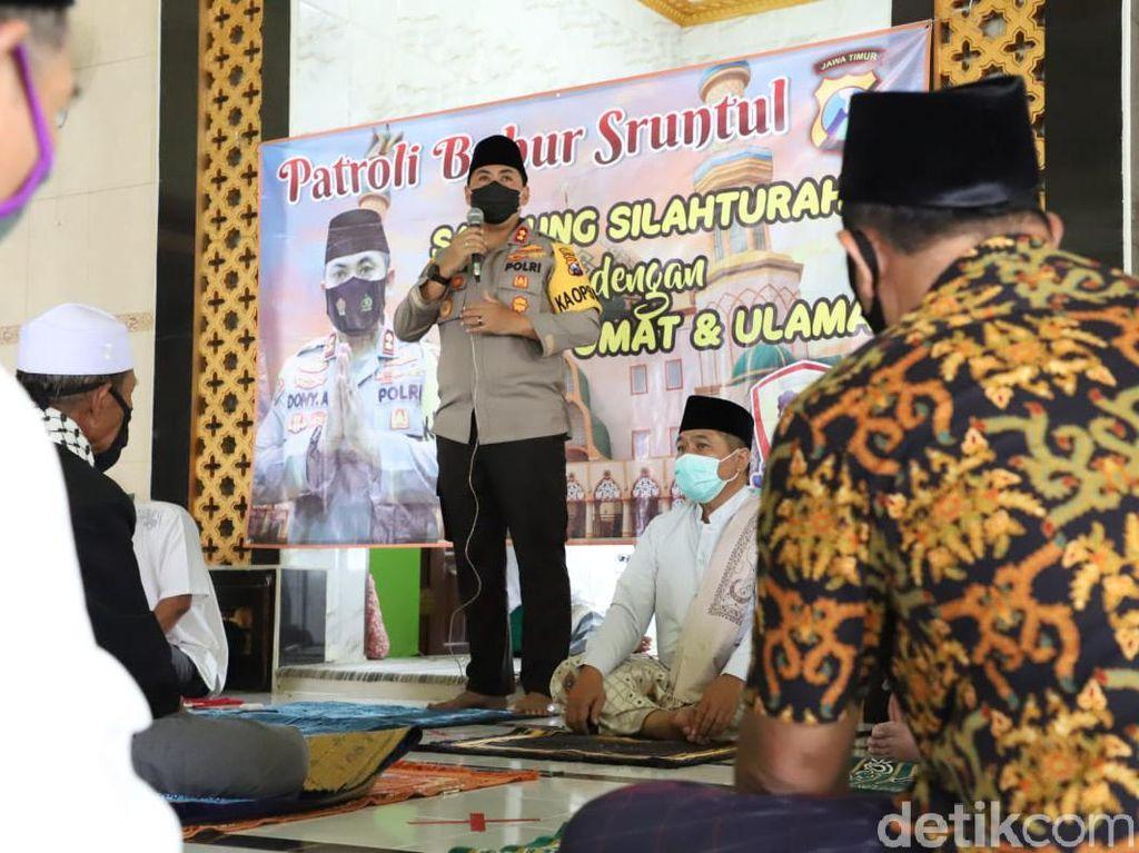 Takmir Masjid di Mojokerto Diminta Serukan Pilbup Damai