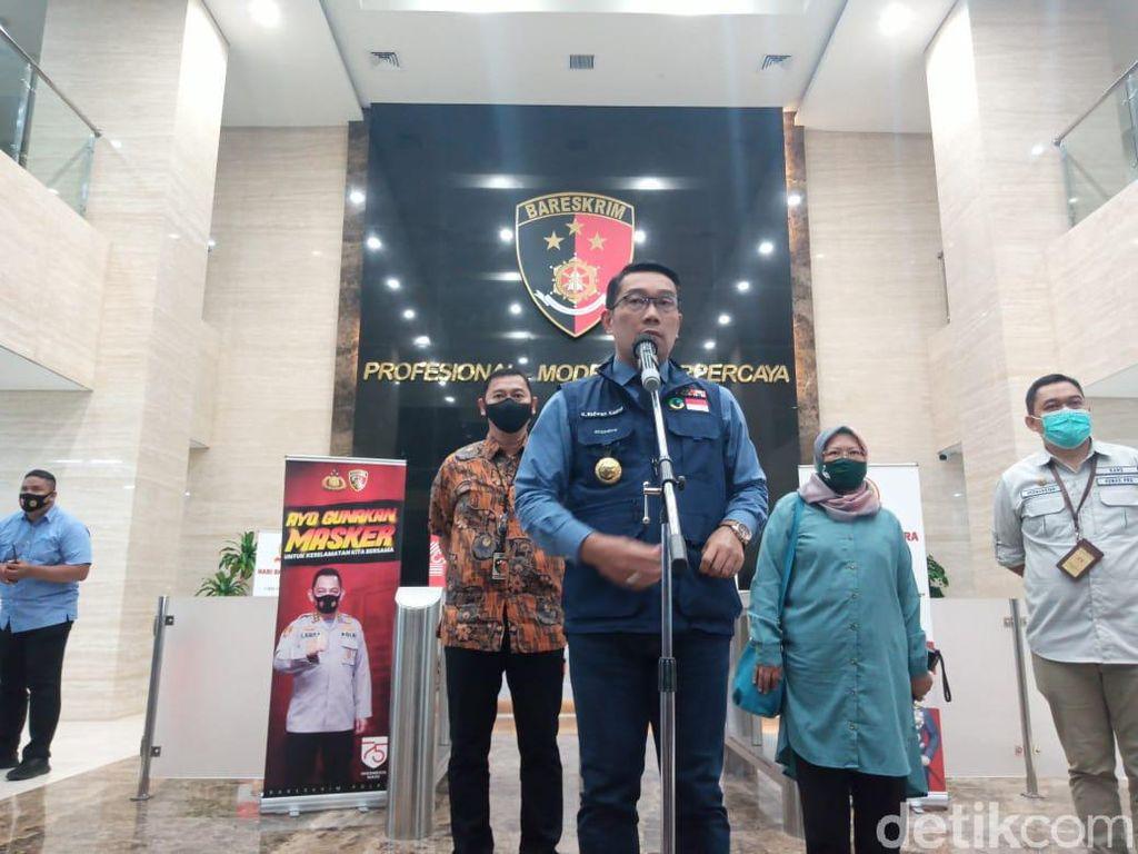 Penyelenggara Acara Habib Rizieq di Megamendung Terancam Denda Rp 50 Juta