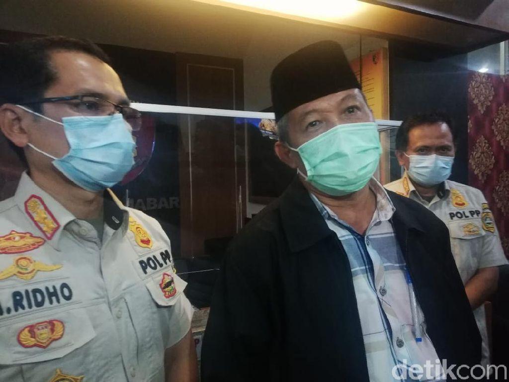 Soal Kerumunan HRS, Sekda Bogor Dicecar 50 Pertanyaan Selama 10 Jam