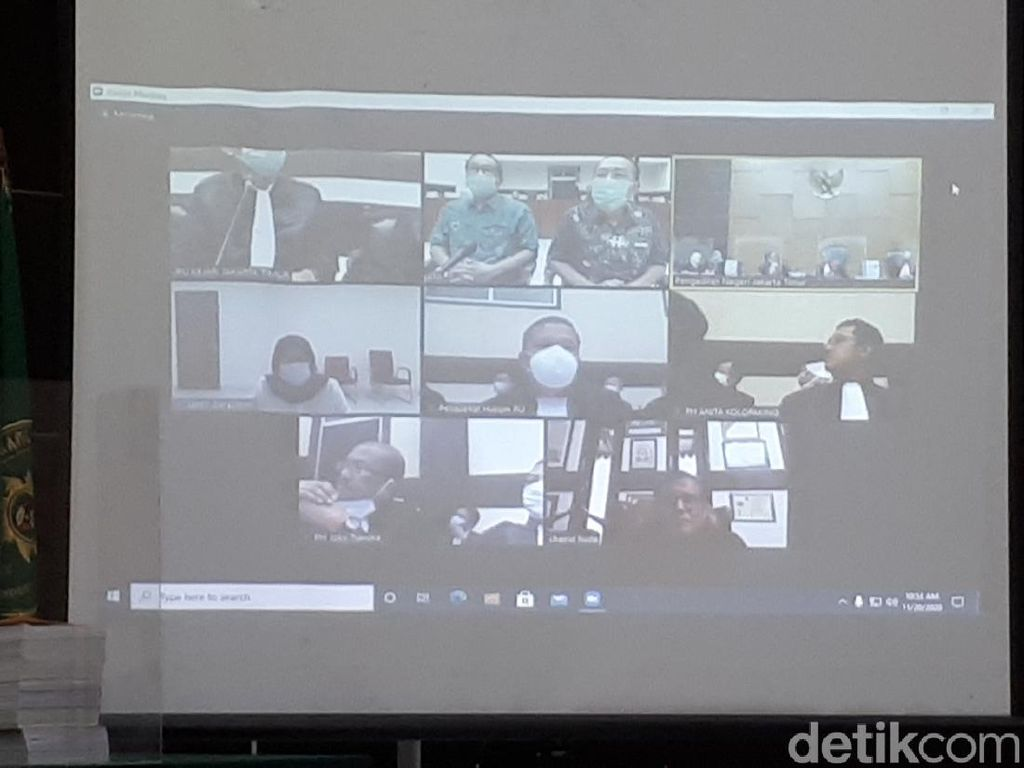 Pengacara Minta Hakim Periksa Silang Djoko Tjandra-Prasetijo-Anita di Sidang