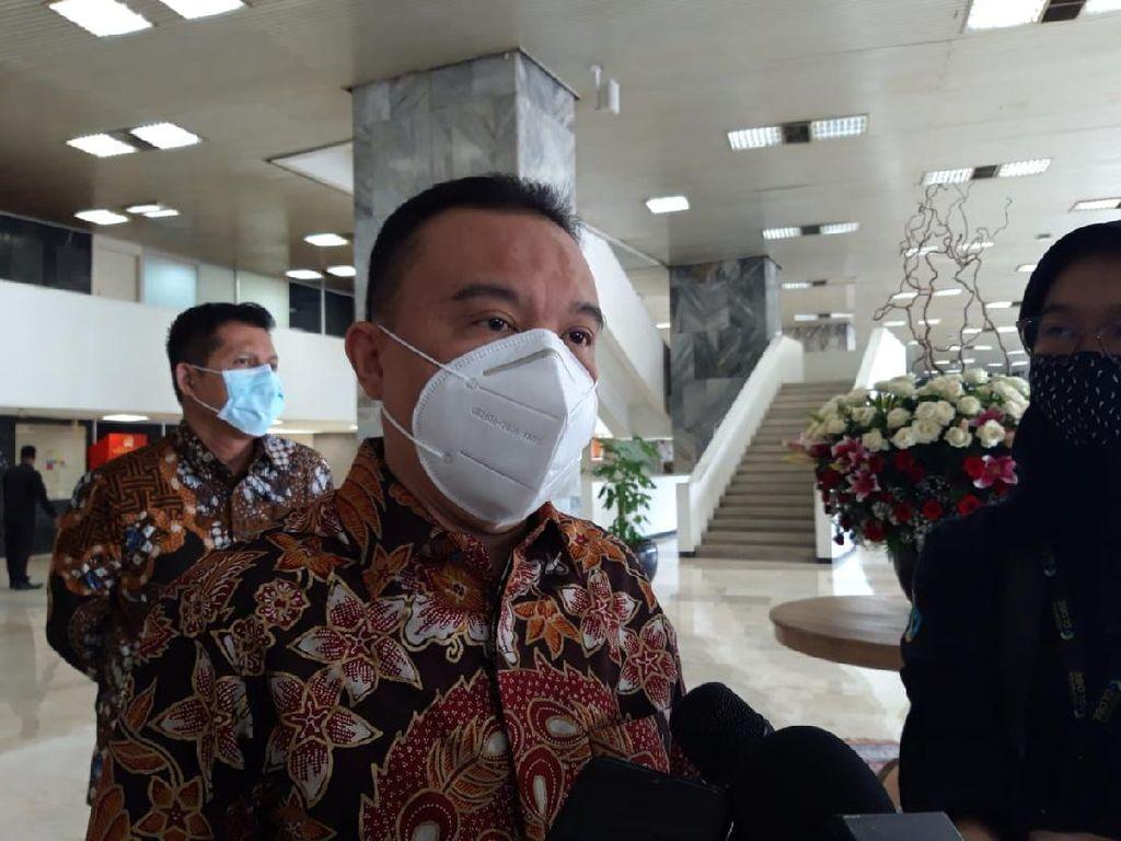 DPR Minta Publik Tak Berasumsi soal Viral Rantis Show of Force Depan Markas FPI