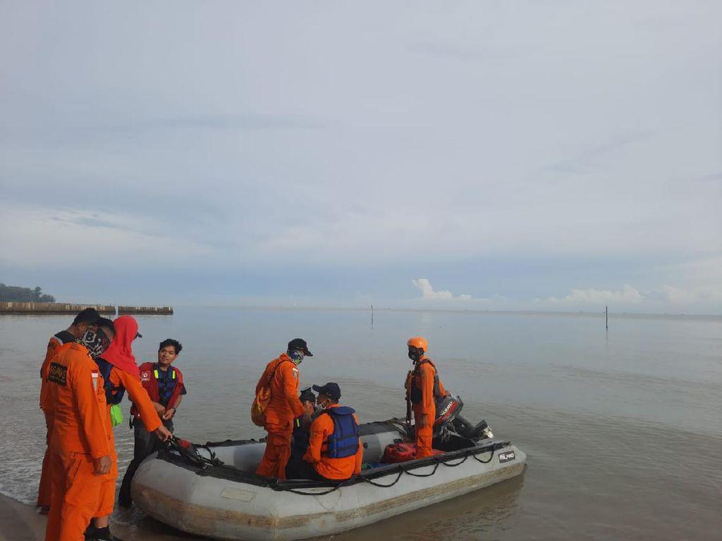 Perahu Terbalik Diterjang Ombak di Perairan Sergai Sumut, 1 Nelayan Hilang