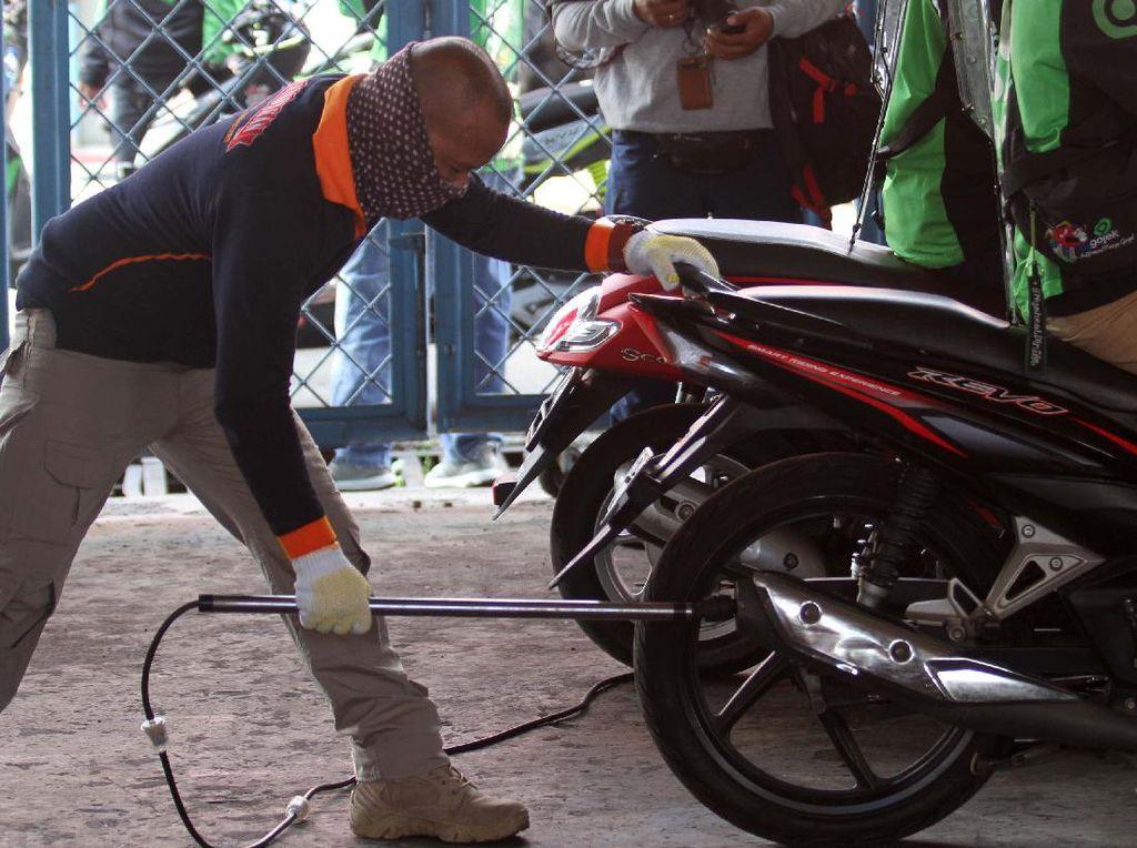 Catat! Ini 11 Lokasi Uji Emisi Sepeda Motor di Jakarta