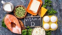 5 Makanan Sumber Vitamin D, Penting karena Berjemur Saja Nggak Cukup