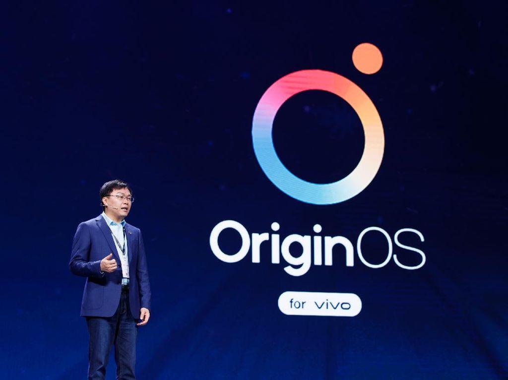 Vivo Rilis Interface Baru OriginOS, Desain Lebih Atraktif