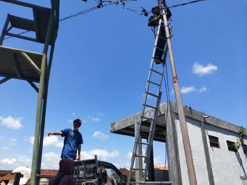 Poles Pasar Tradisional, Pemkab Badung Bangun Wifi Corner